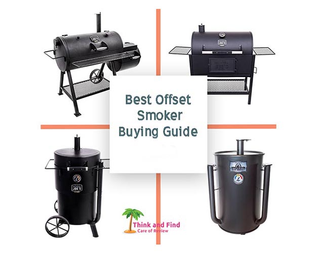 best offset smoker buying guide