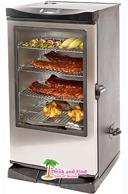 Electric smoker overview