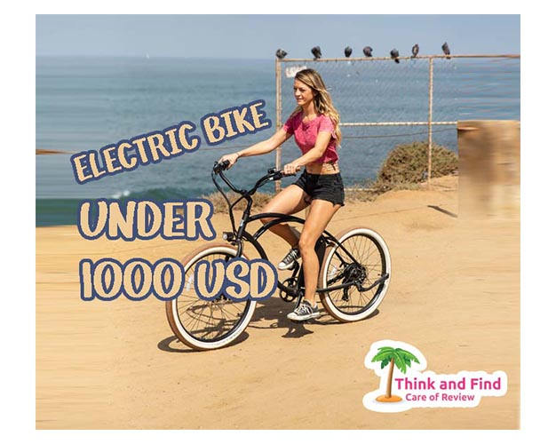 best electric bike under 1000 - think and find