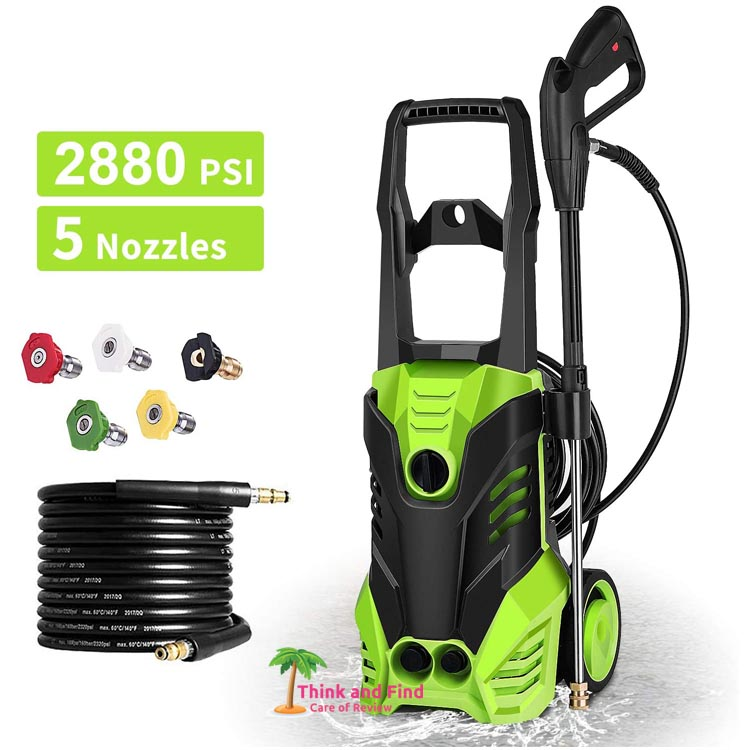 best pressure washers for home use