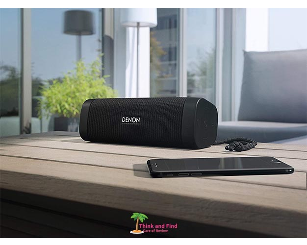Best Portable Waterproof Bluetooth Speaker Of 2021 Updated Think And Find