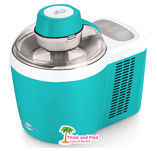 best frozen yogurt machine for home