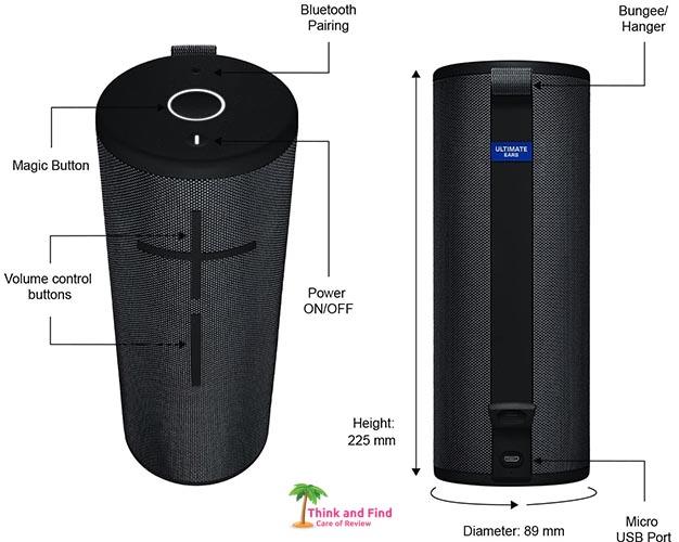 best portable waterproof Bluetooth speaker of 2020
