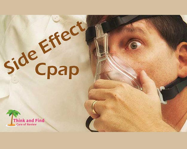 use of cpap machine side effects