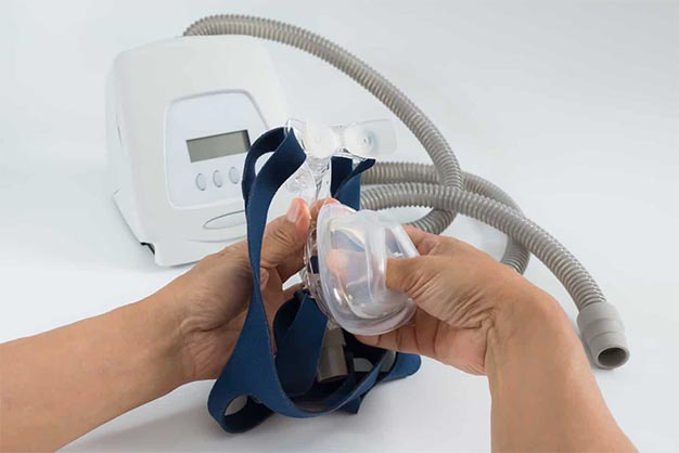 cpap machine cleaning