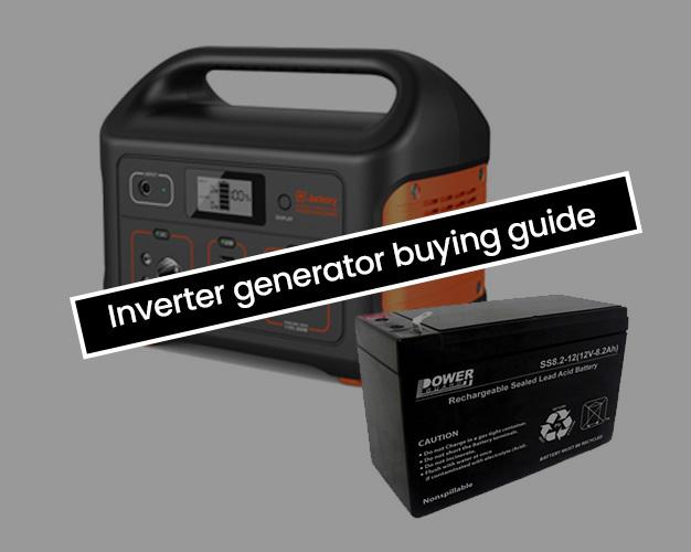 Inverter generator buying guide