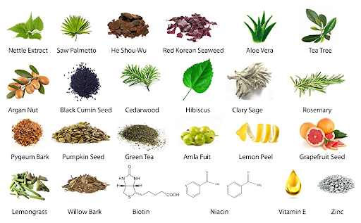 24 rare and exotic ingredients
