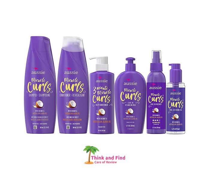 Aussie Aussie Miracle Curls Collection Shampoo
