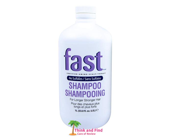 Fortified Amino Scalp Therapy Shampoo - That Promotes Fast and Healthy Hair Growth