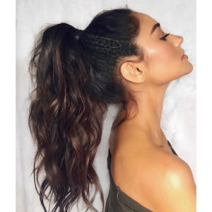 Ponytails hairstyle 1