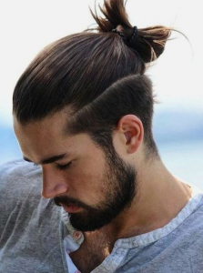 Ponytails hairstyle