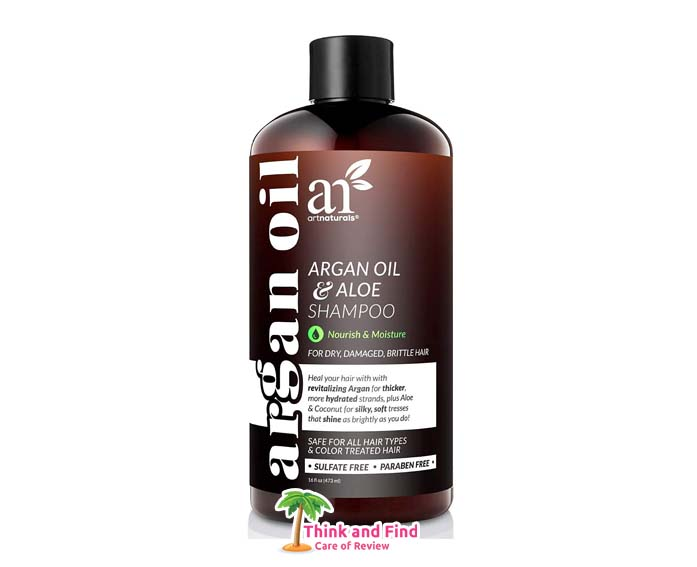 argan Oil Shampoo and Conditioner Set 2