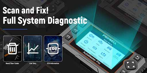scan and fix full system diagnositc
